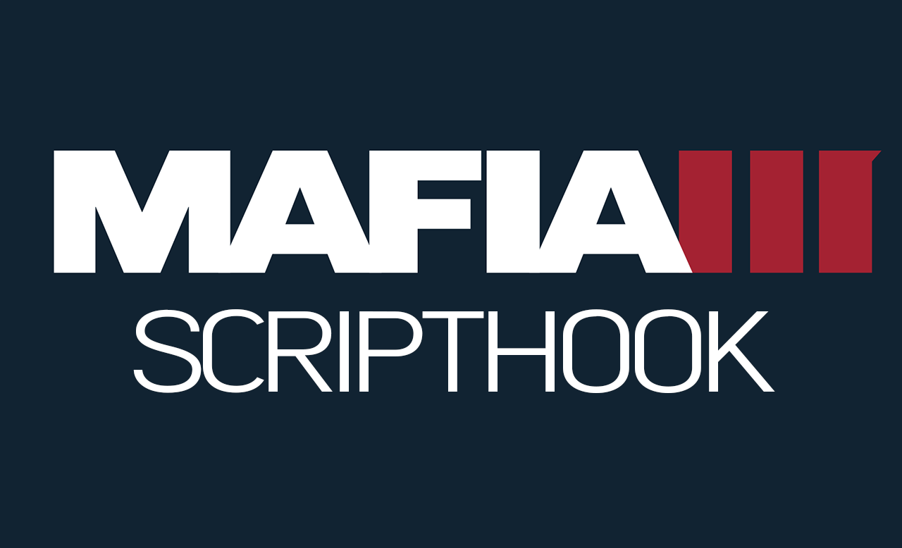 Mafia 3 ScriptHook v1.1 Download